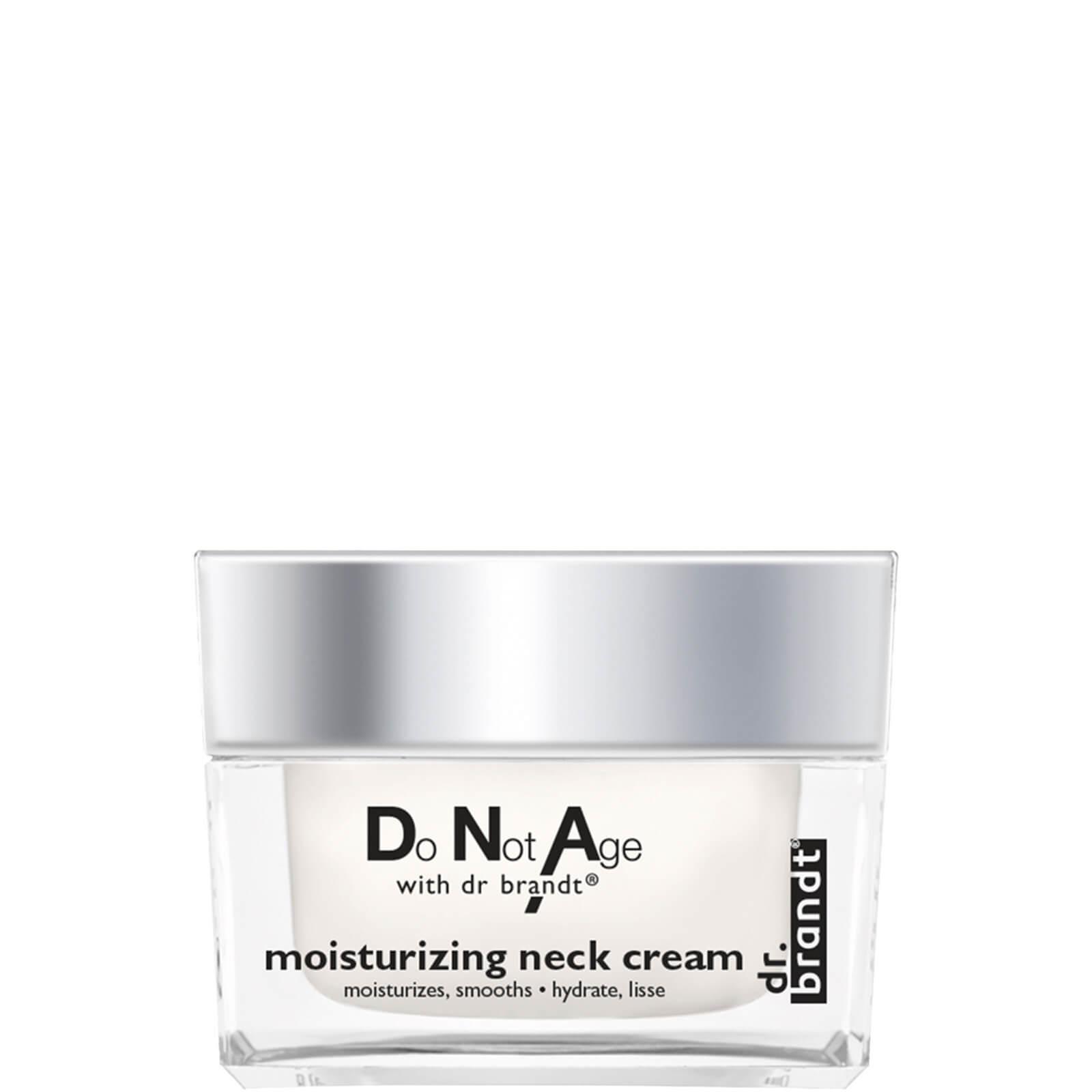 Купить Dr. Brandt Do Not Age Moisturizing Neck Cream 50ml