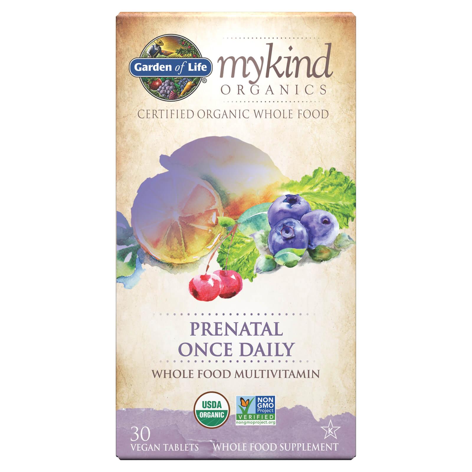mykind Organics Prenataal Eenmaal Daags - 30 tabletten