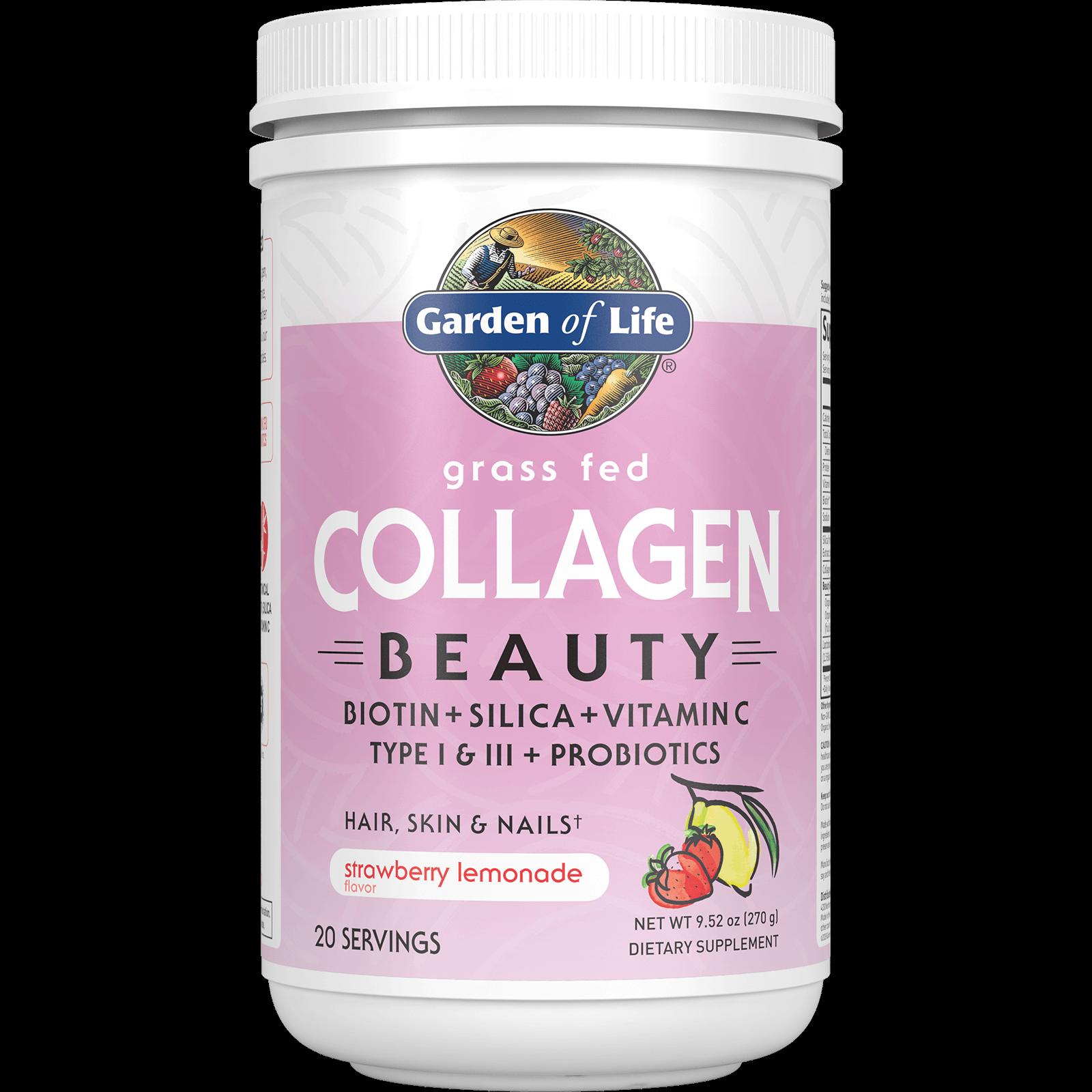 Collagen Beauty - Strawberry Lemonade - 270g
