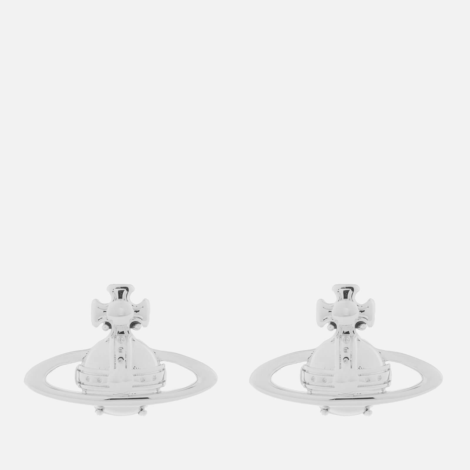 Vivienne Westwood Women's Suzie Earrings - Rhodium