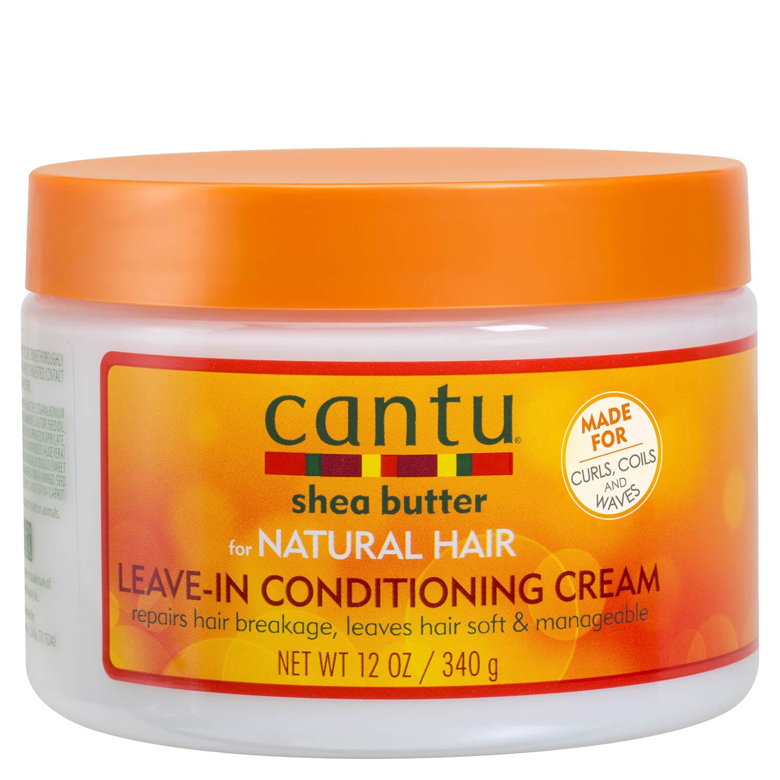 Купить Cantu Natural Leave-In Conditioning Cream 340g