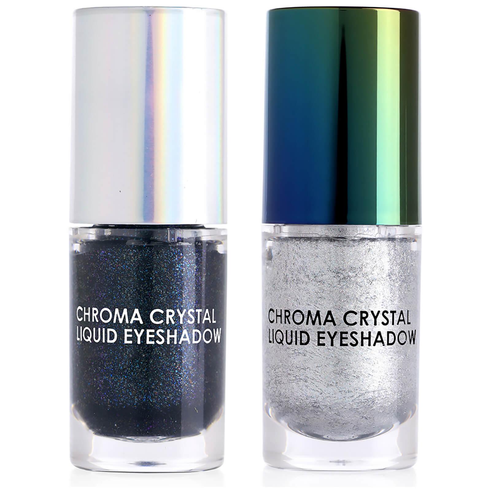 Купить Natasha Denona Chroma Crystal Liquid Eyeshadow - Disco and Space 4ml