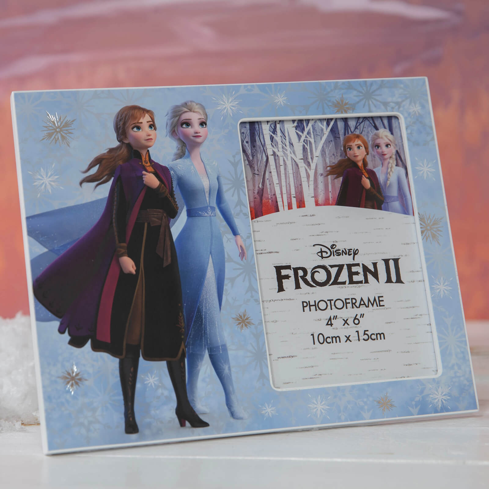 Image of Disney Frozen 2 Photo Frame - 4 x 6