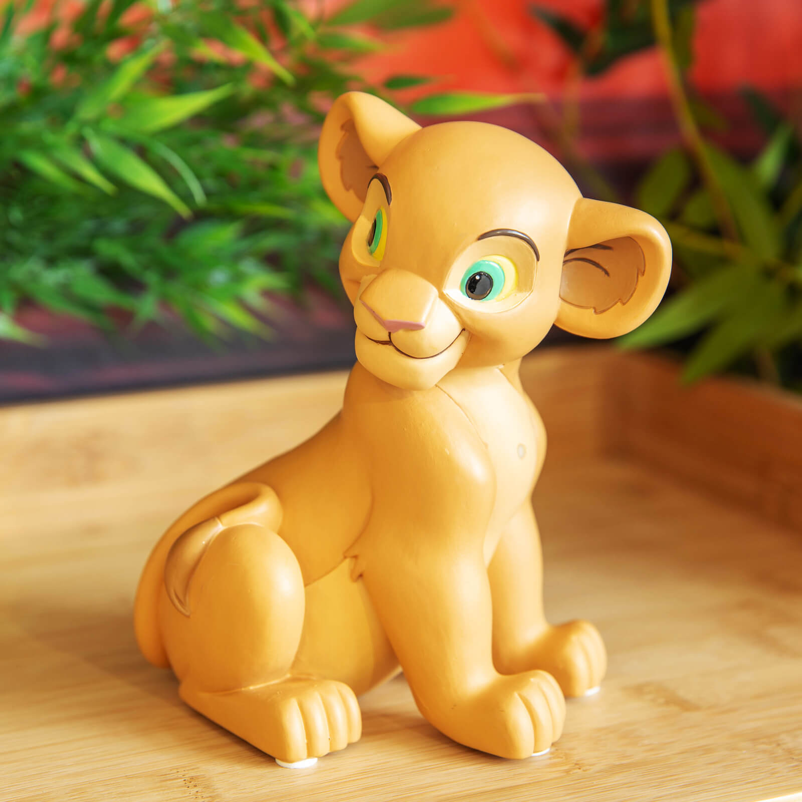 Image of Disney Lion King Money Bank - Nala