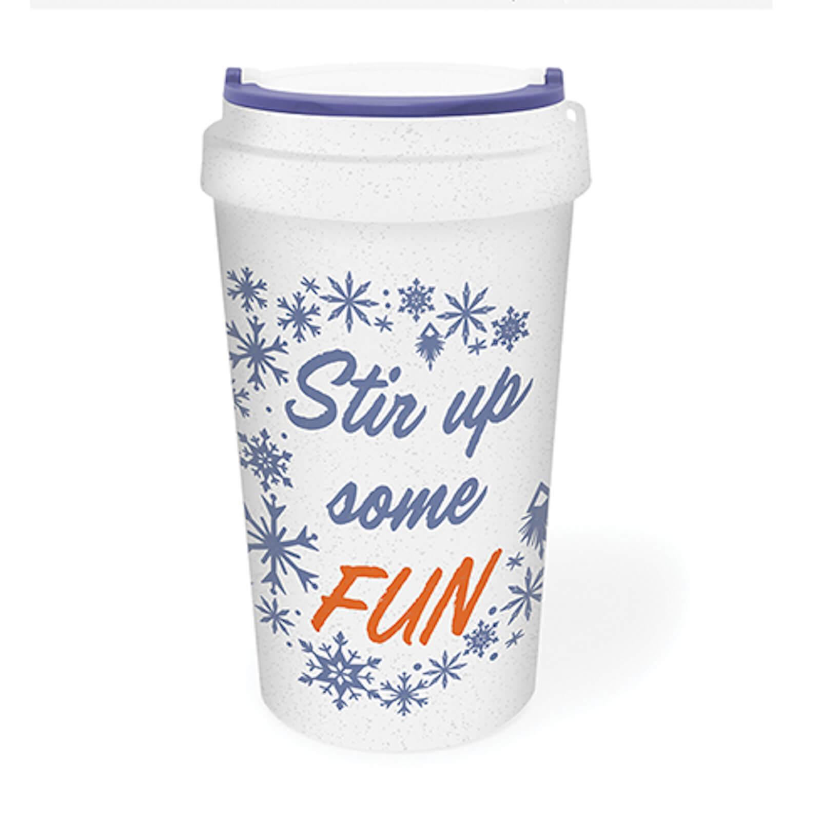 Image of Frozen 2 (Stir Up) Eco Mug