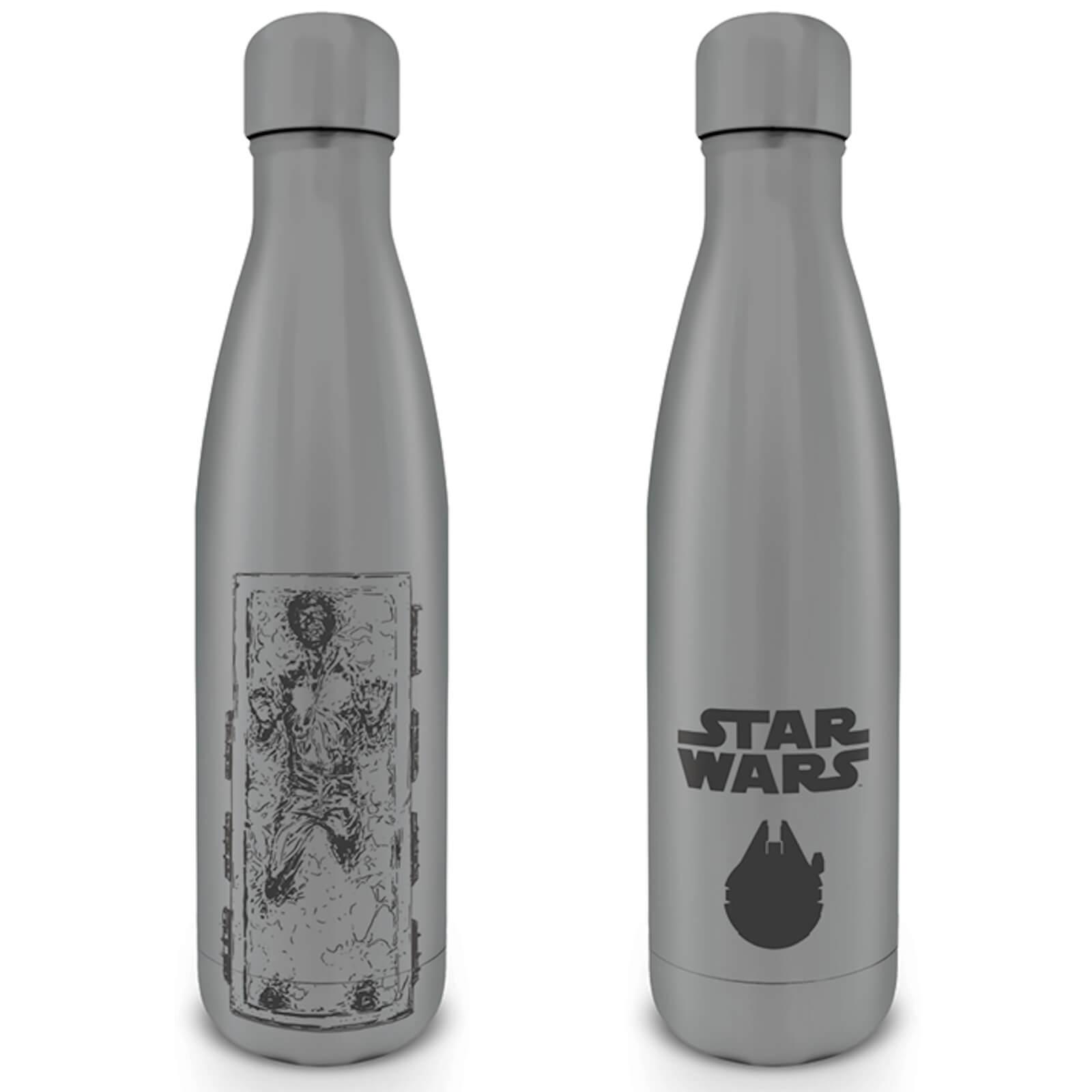 Image of Star Wars (Han Carbonite) Metal Drinks Bottle