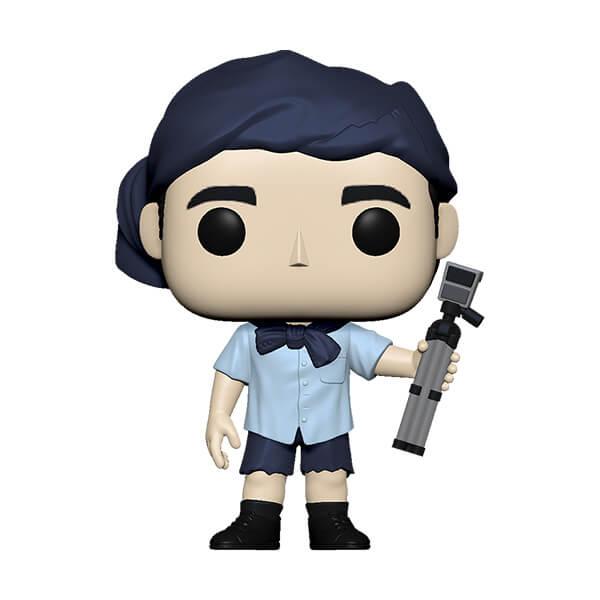Figura Funko Pop! – Michael as Survivor – The Office