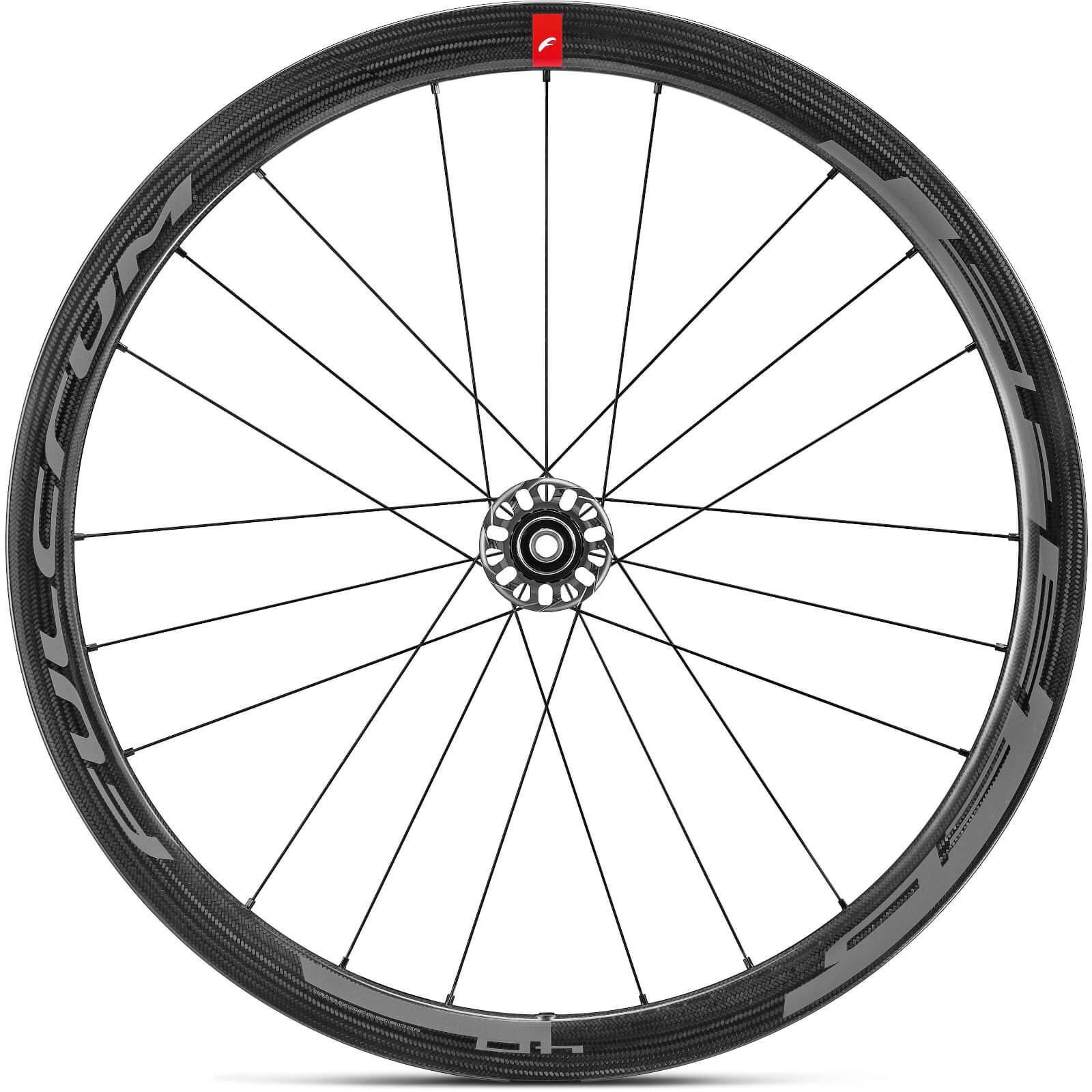 Fulcrum Speed 40 Disc Brake Carbon Clincher Wheelset - Shimano/SRAM