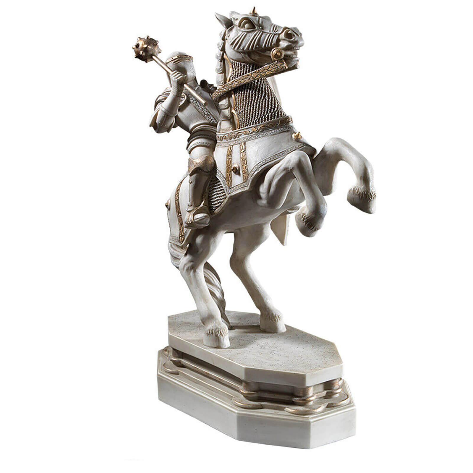 Image of Harry Potter Wizards Chess White Knight Bookend
