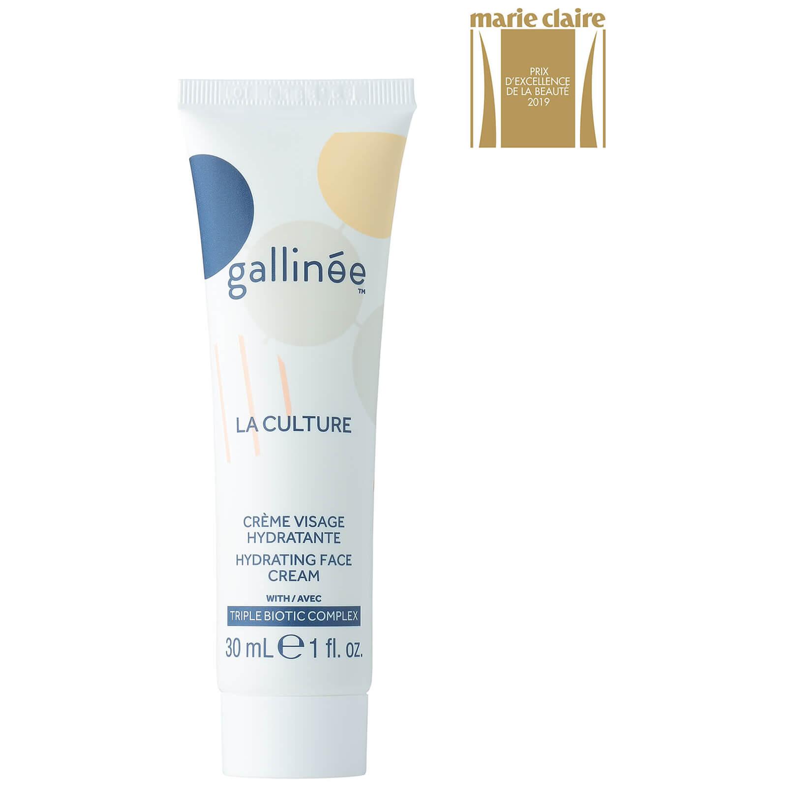 Gallinée Probiotic Hydrating Face Cream 30ml