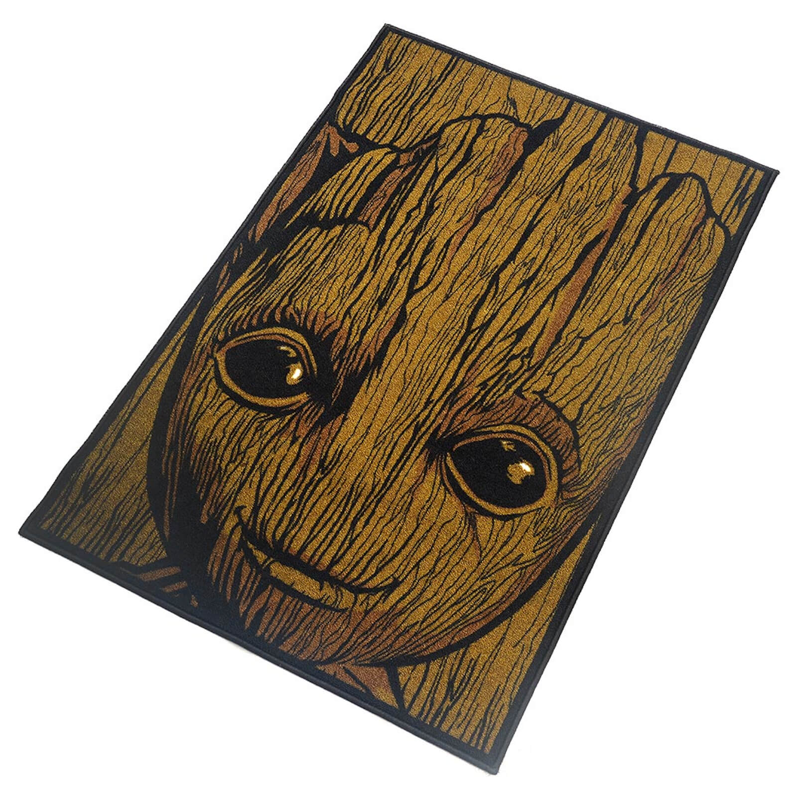 Image of Marvel Guardians of the Galaxy Groot 52 Inch x 35 Inch Rug