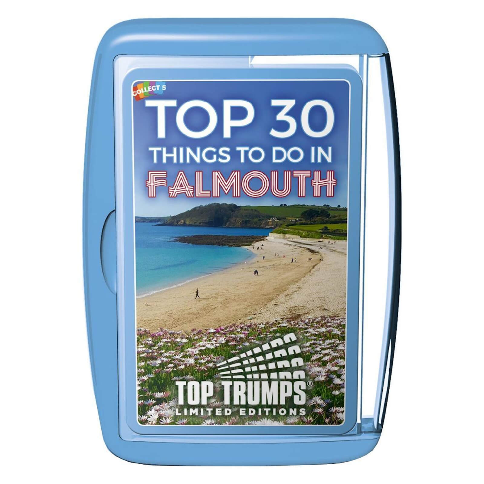 Image of Top Trumps Card Game - Falmouth Edition