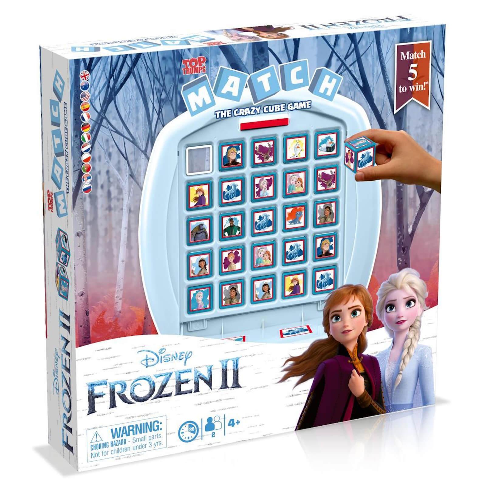 Image of Top Trumps Match - Frozen 2