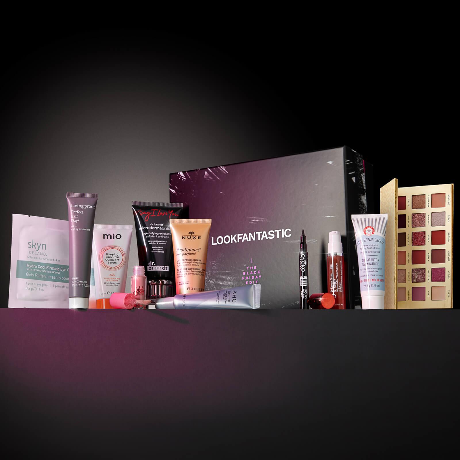 La Beauty Box LOOKFANTASTIC Edition Black Friday (d'une valeur de plus de 170 €)