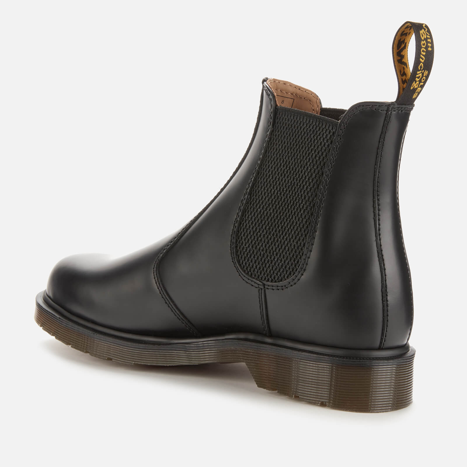 Dr. Martens Women's 2976 Smooth Leather Chelsea Boots - Black - Uk 11