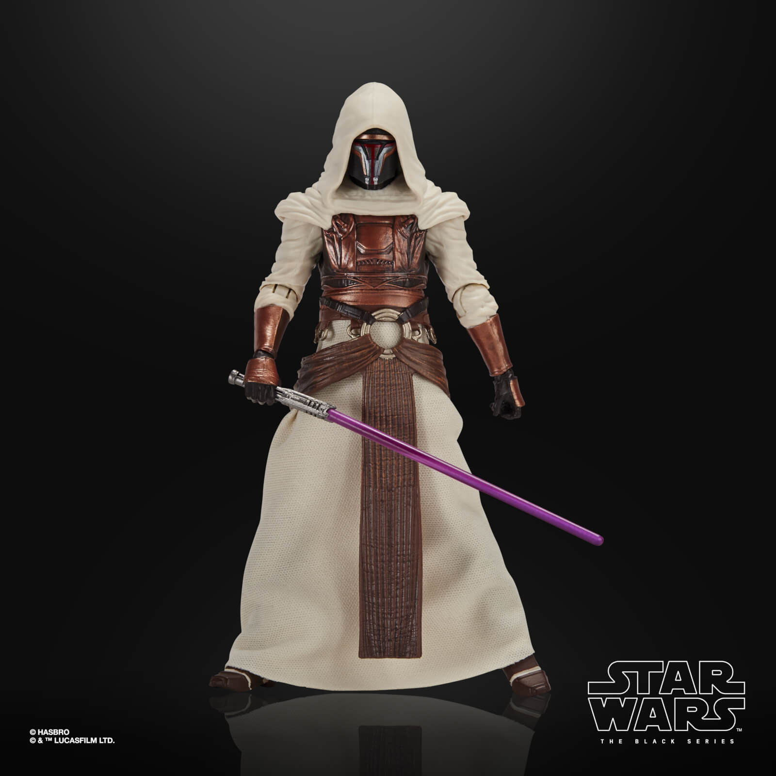 Image of Hasbro Star Wars The Black Series Gaming Greats Jedi Knight Revan Action Figure