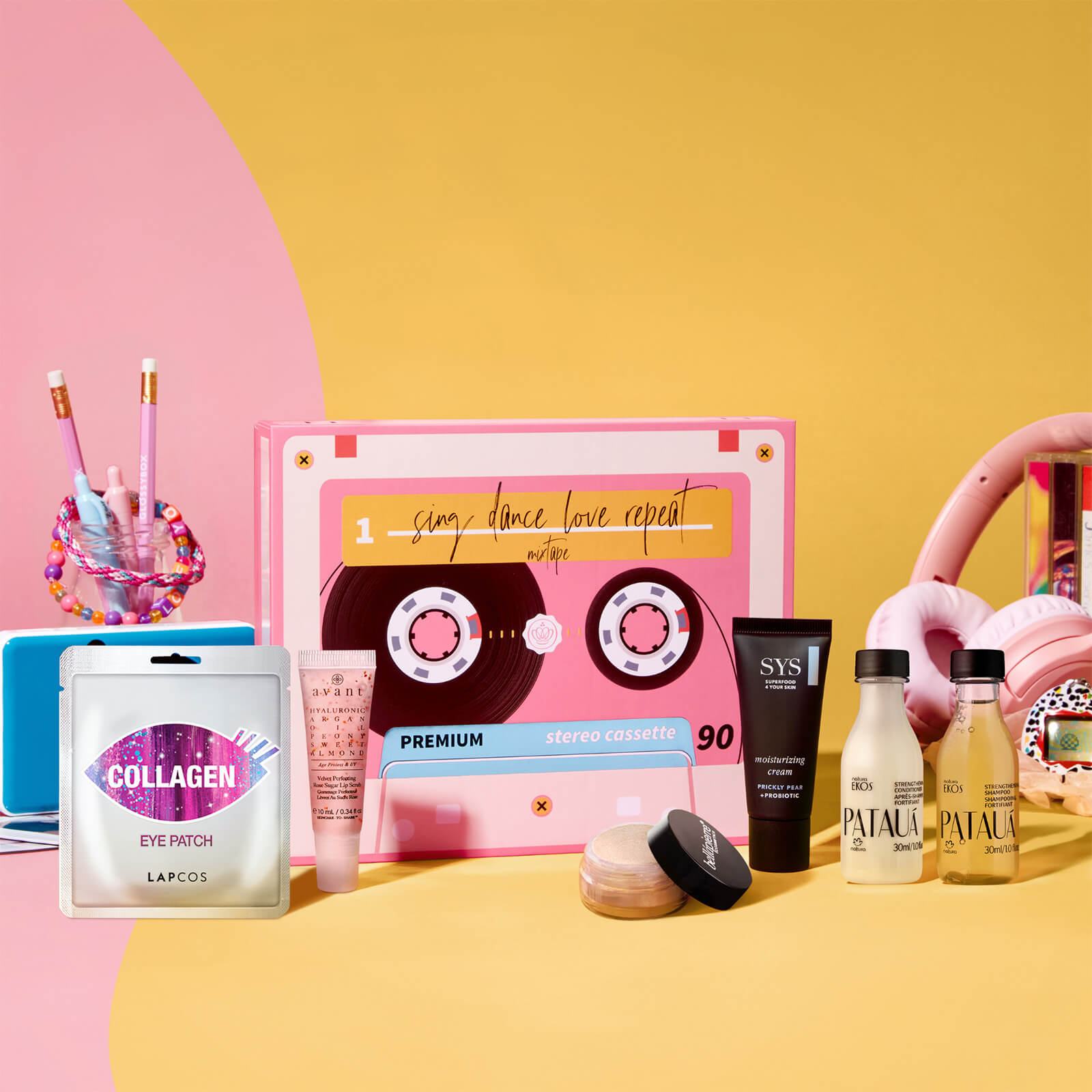 Glossy Box coupon: Sing, Dance, Love, Repeat Edition