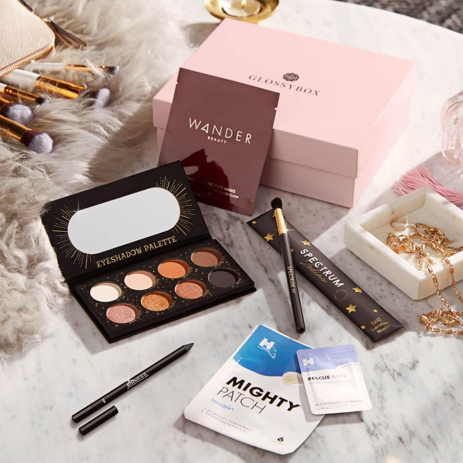 Glossy Box coupon: Makeup & Magic Edition