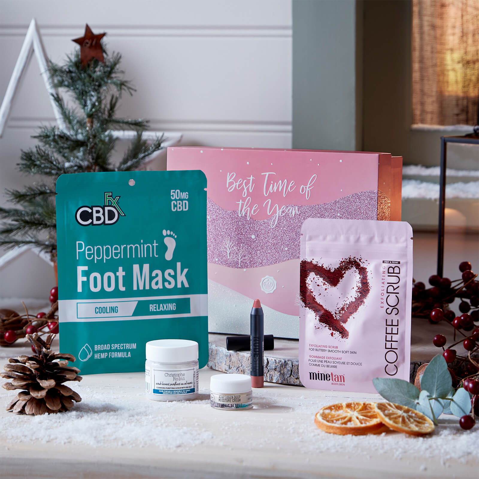 Glossy Box coupon: Best Time of the Year Edition