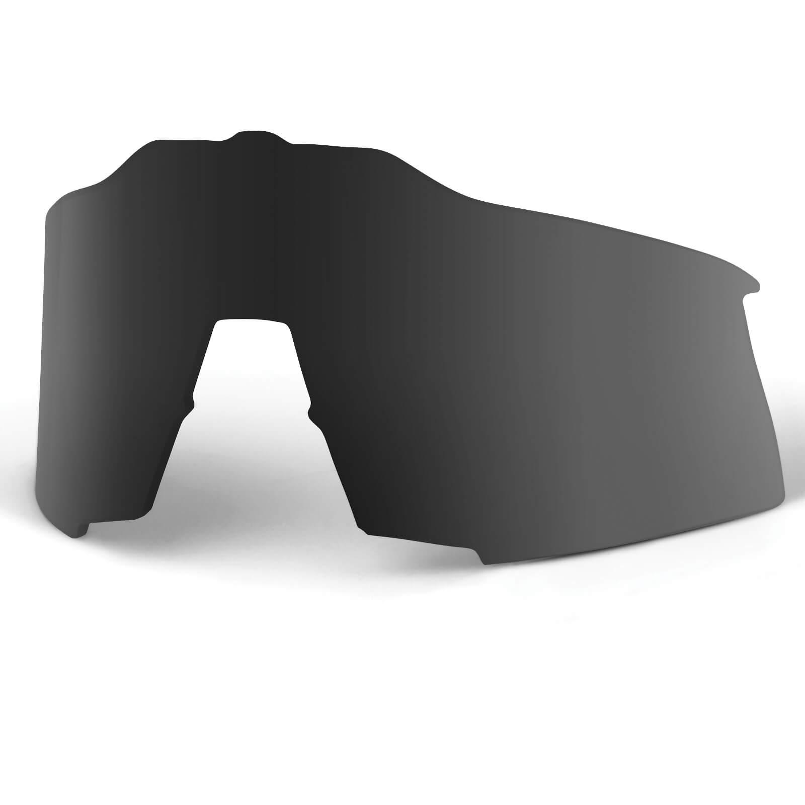 100% Speedcraft Replacement Mirror Lens - Schwarz