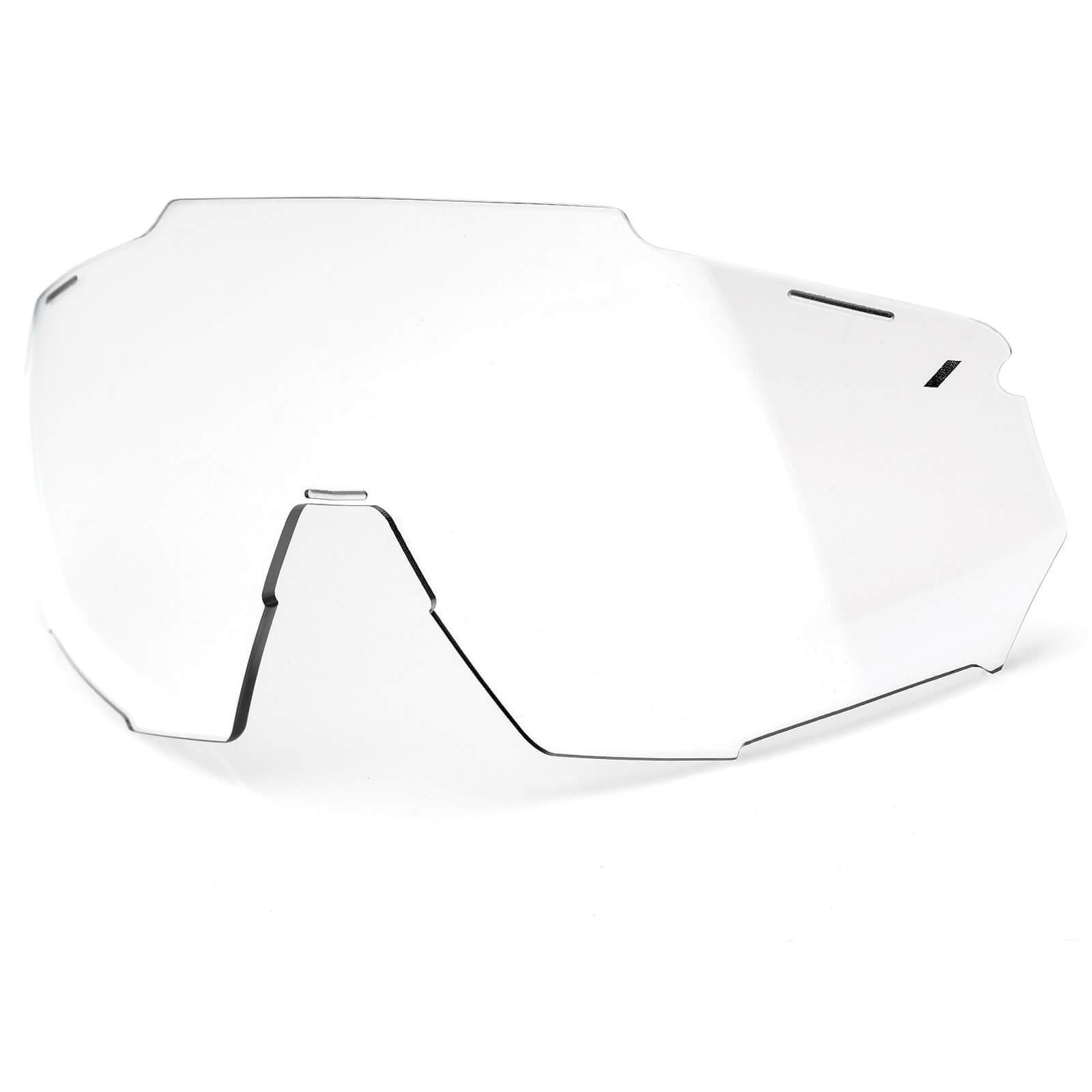 100% Racetrap Replacement Lens - Clear