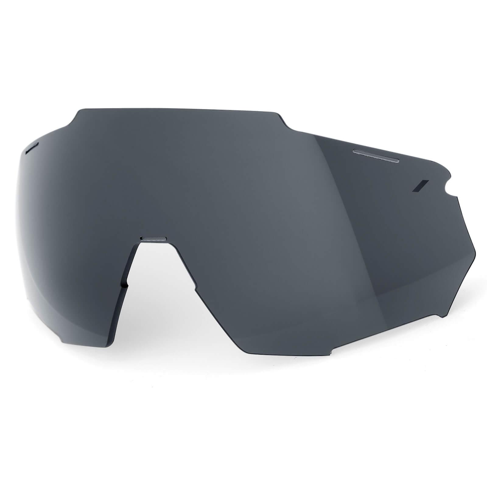 100% Racetrap Replacement Lens - Smoke