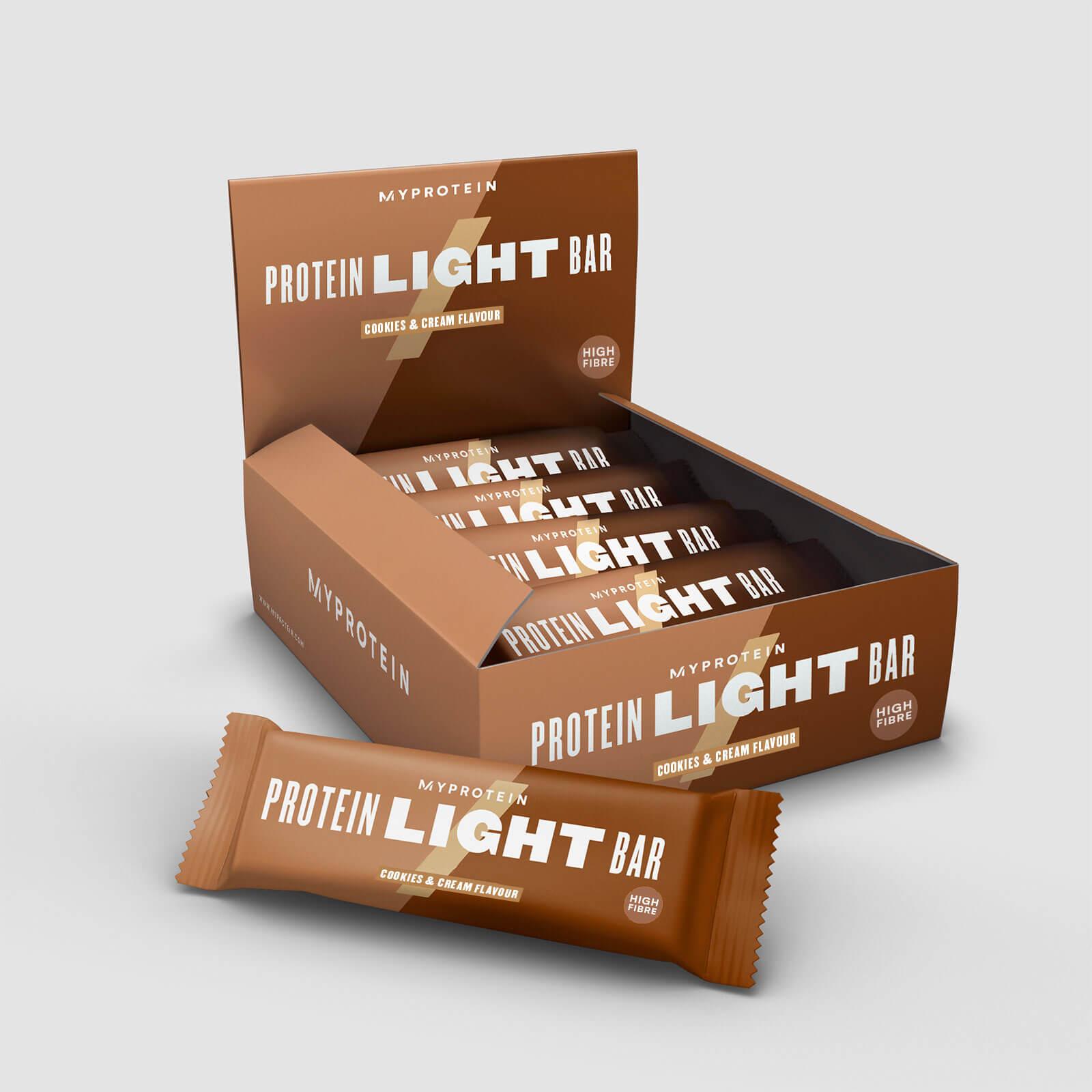 MyLight Bar - 12 x 65g - Cookies et crème