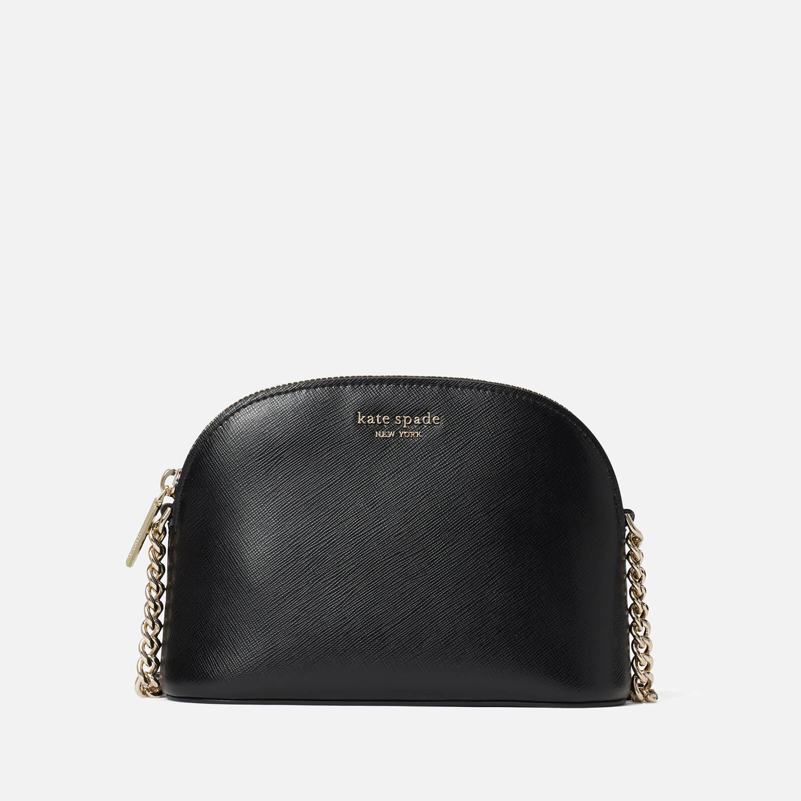 Kate Spade New York Women's Spencer Small Dome Crossbody Bag - Black