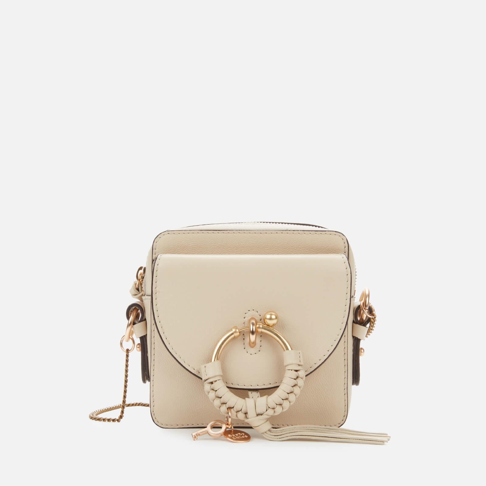 See by Chloé Women's Joan Mini Camera Bag - Cement Beige
