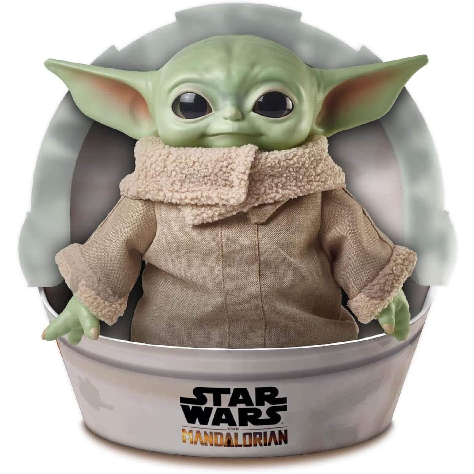 Image of Mattel Star Wars: The Mandalorian The Child (Baby Yoda) 11-Inch Plush