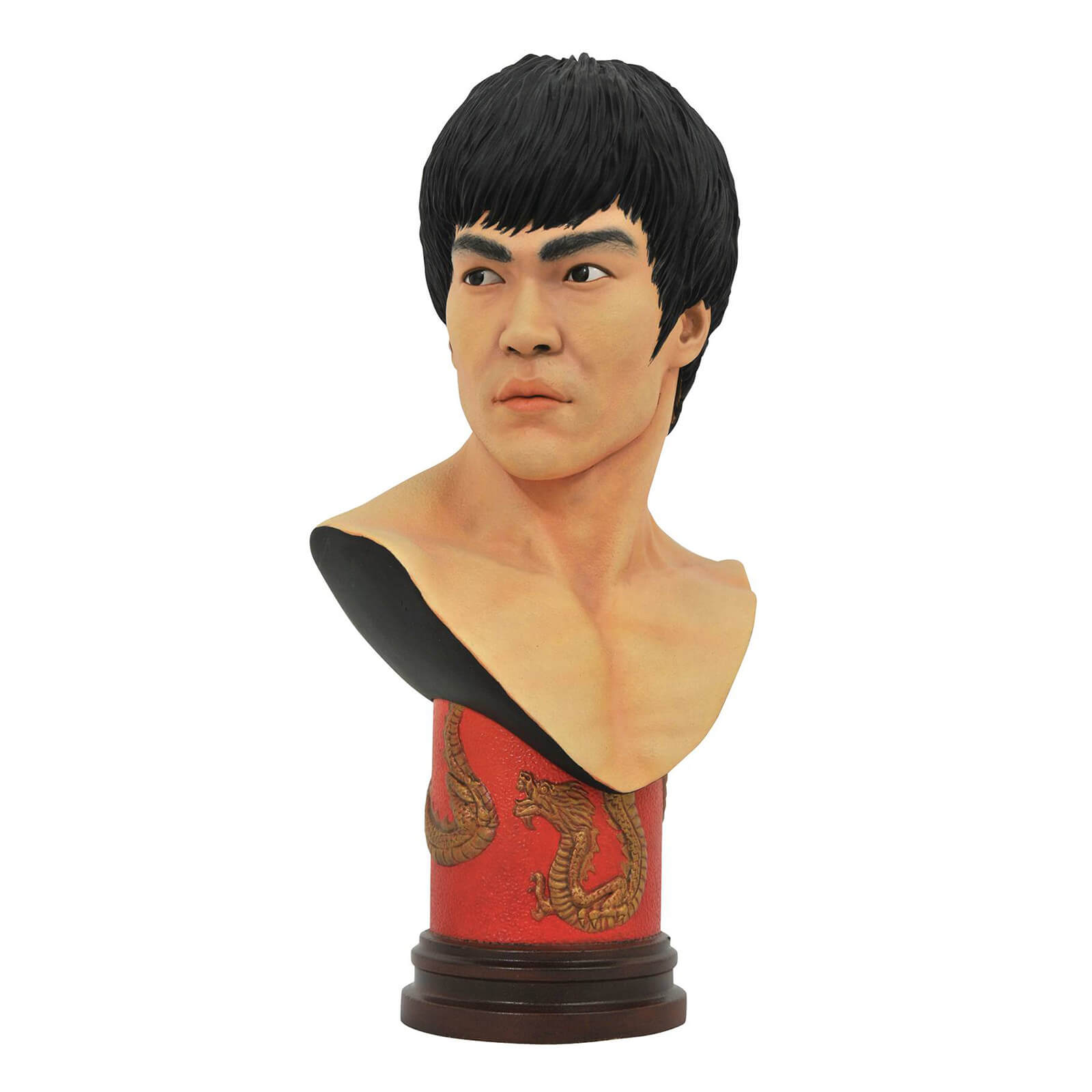 Image of Diamond Select Movie Legends In 3D 1/2 Scale Bust - Bruce Lee