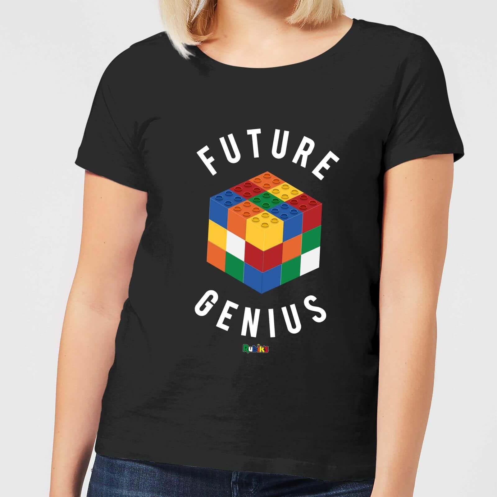 Future Genius Women's T-Shirt - Black - S - Schwarz