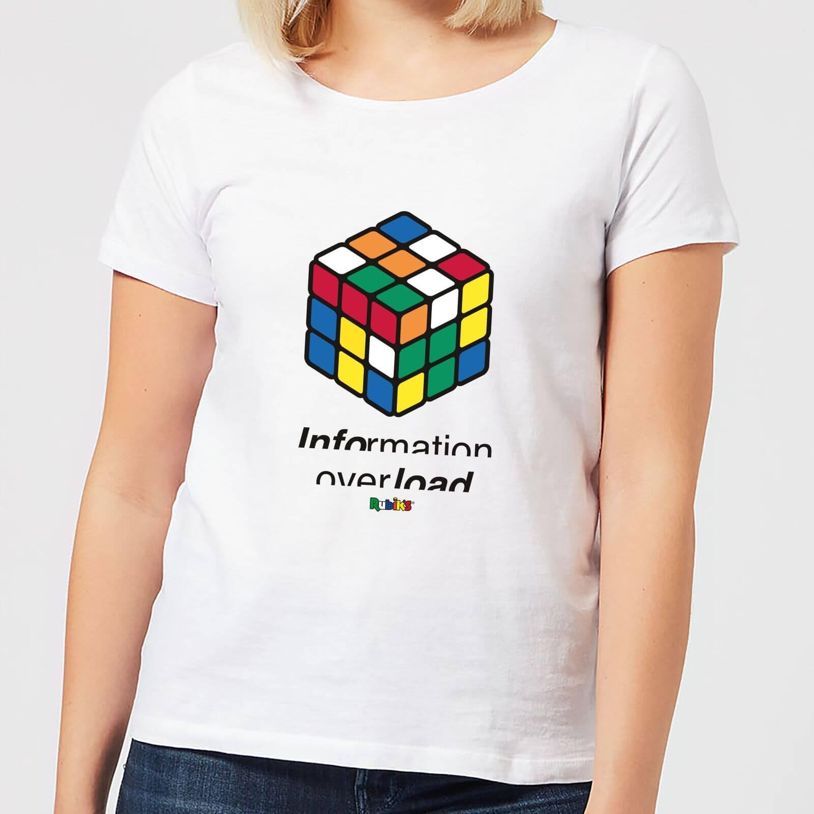 Information Overload Women's T-Shirt - White - XXL - White