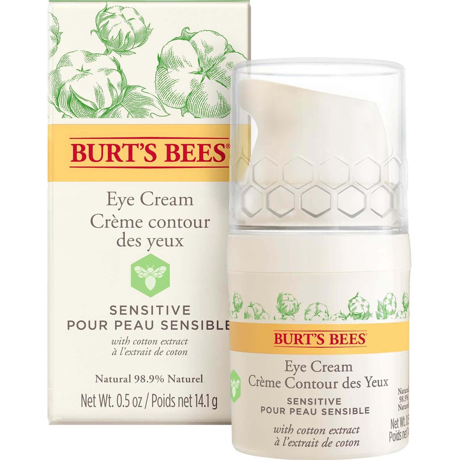 Купить Крем для чувствительной кожи вокруг глаз Burt's Bees Sensitive Eye Cream 10 г