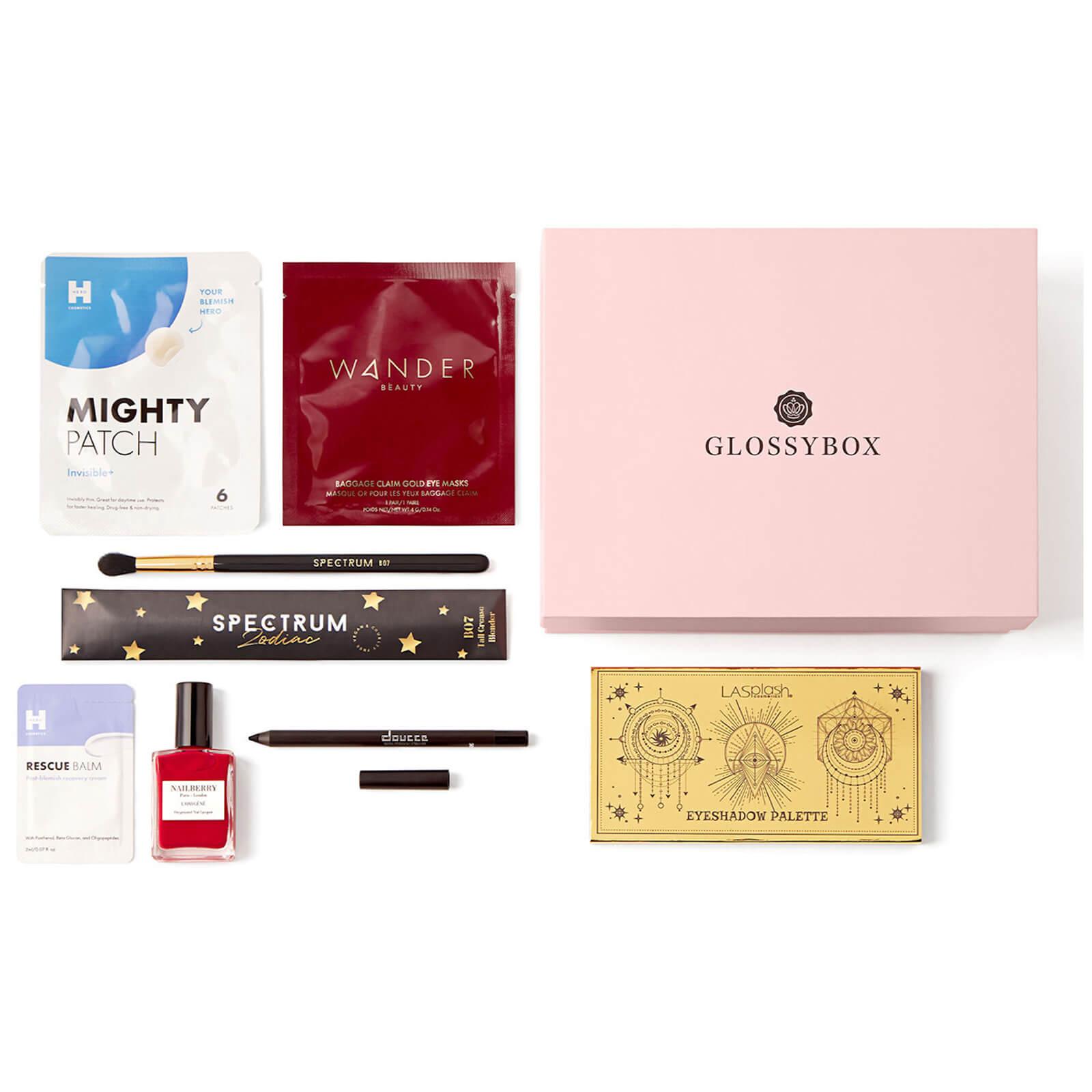 Glossy Box coupon: GLOSSYBOX November 2020 - US - Variation 2