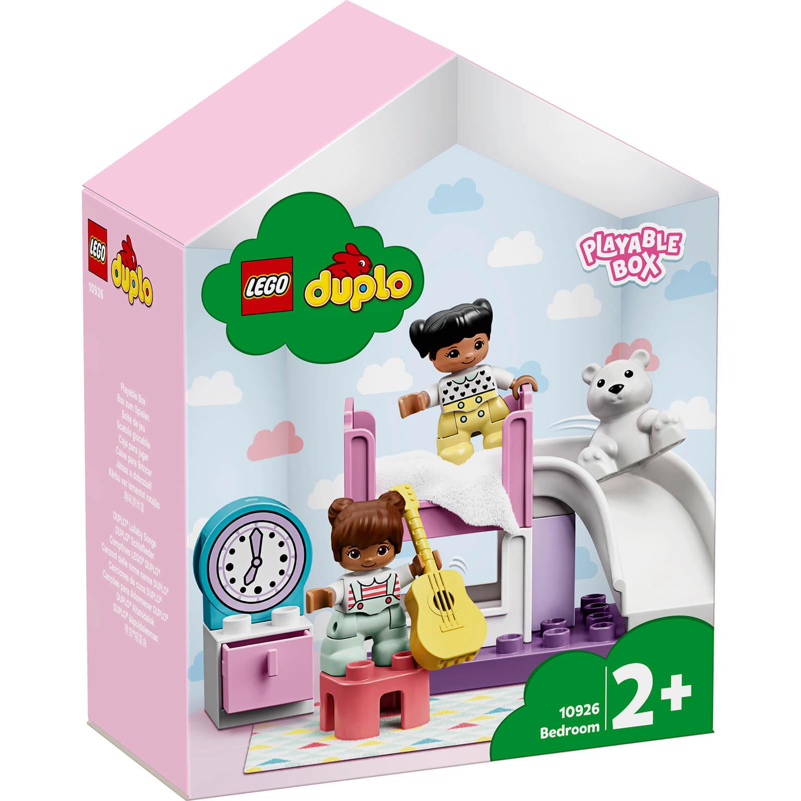 Image of LEGO Duplo Bedroom - 10926