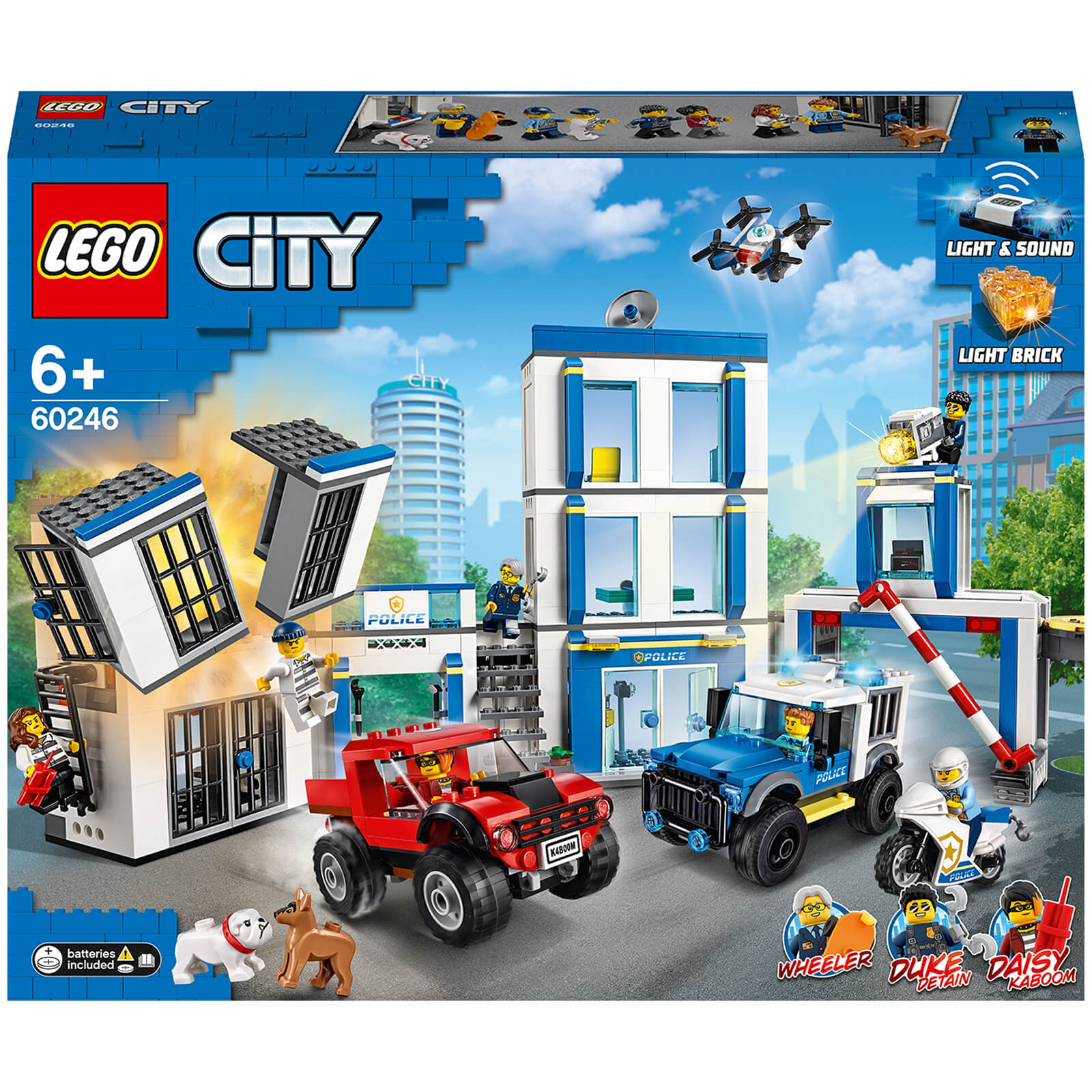 Image of 60246 LEGO® CITY Police Station