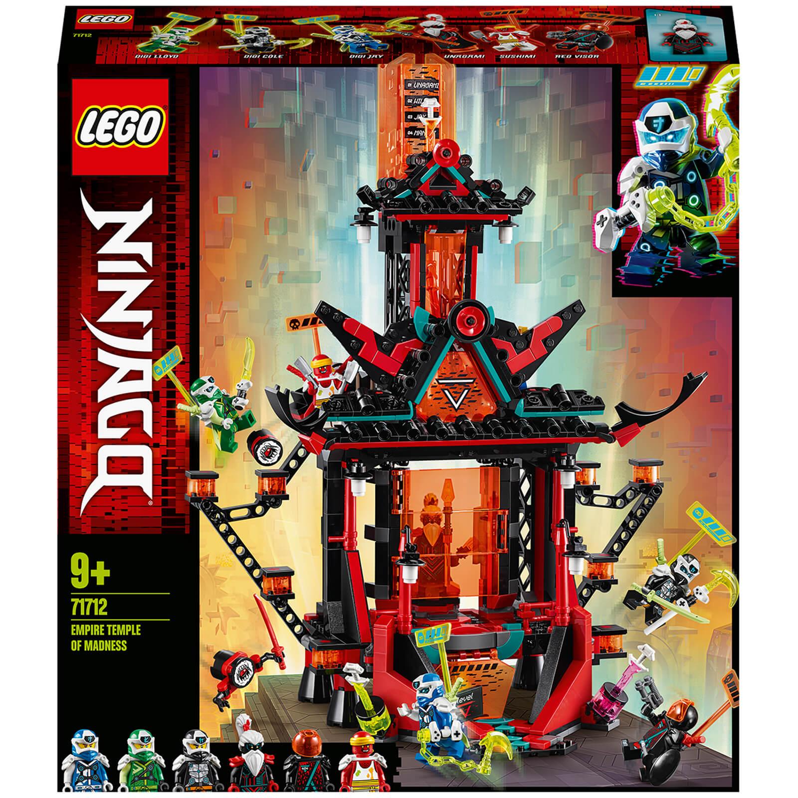 Image of 71712 LEGO® NINJAGO Temple of nonsense