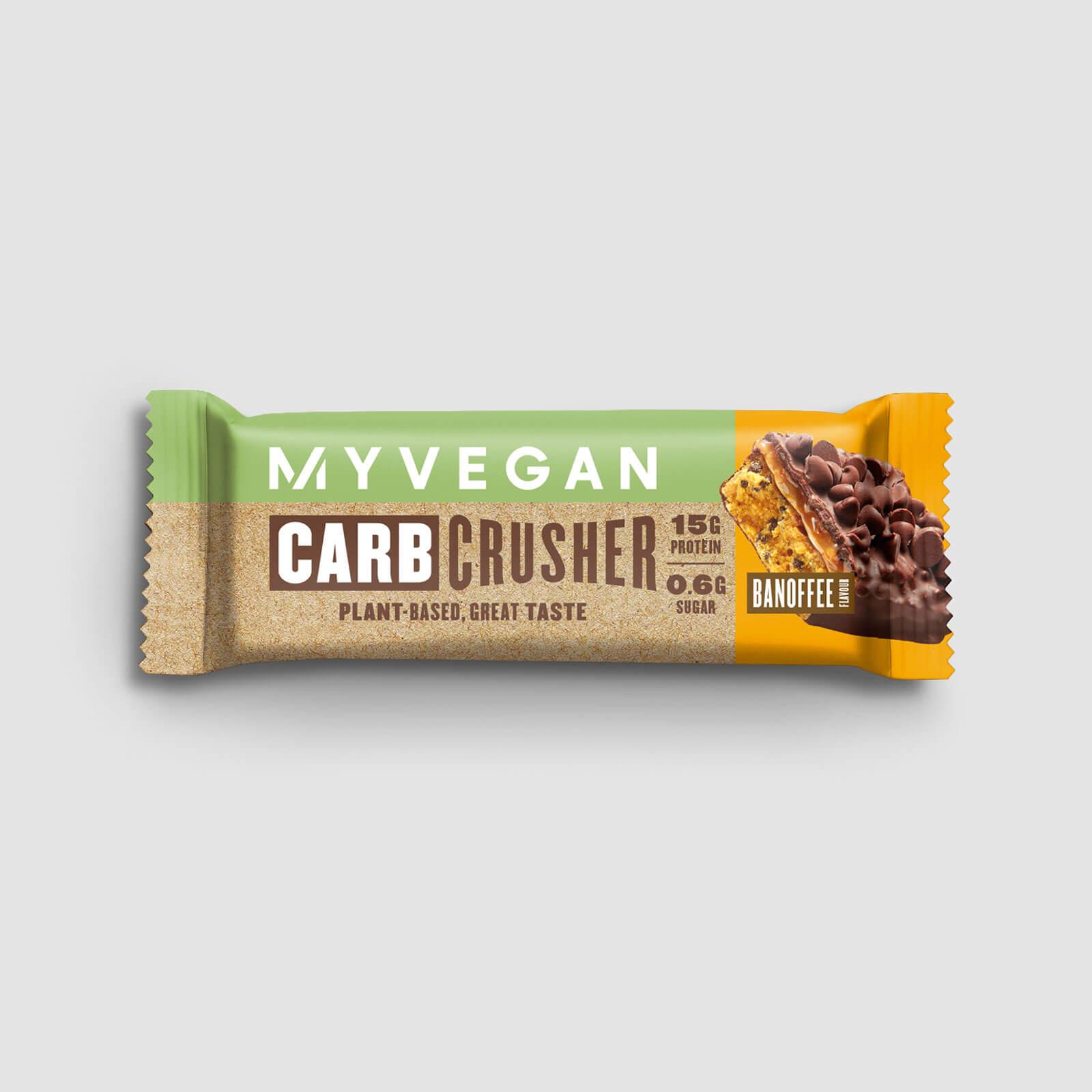 Vegan Carb Crusher (échantillon) - Banane caramélisée