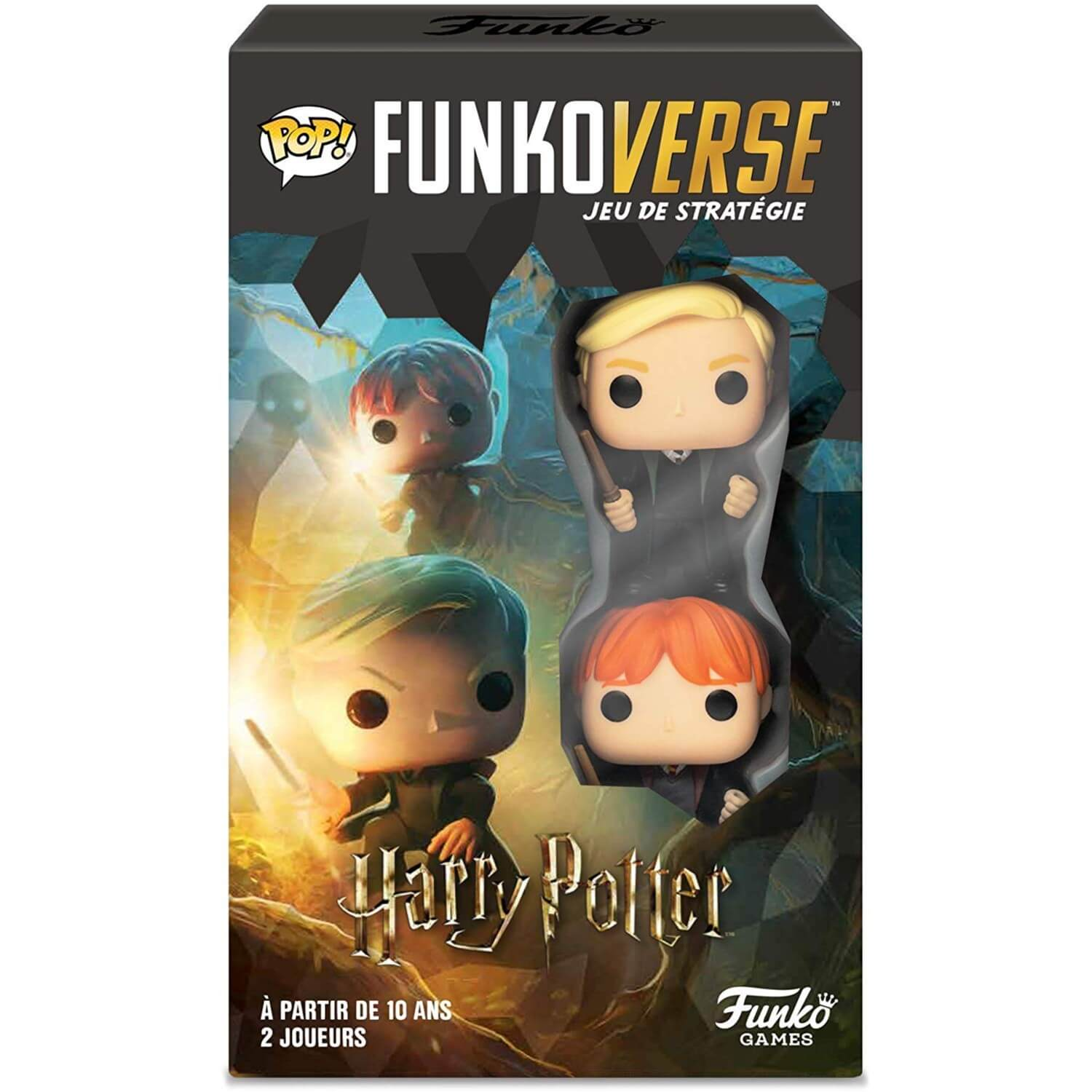 Image of Funkoverse Harry Potter 101 Expandalone (French)