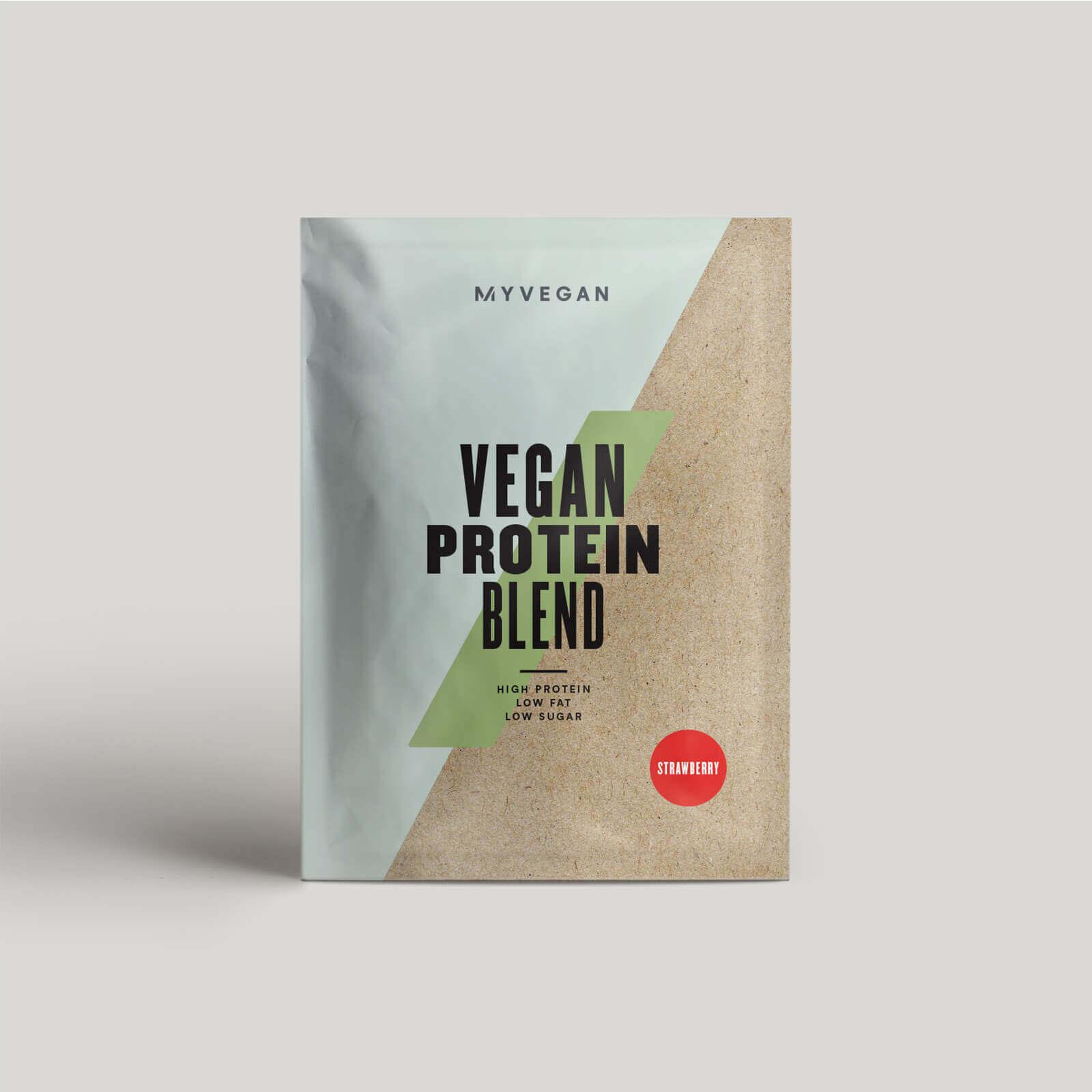Image of Myvegan Vegan Protein Blend (Sample) - Fragola
