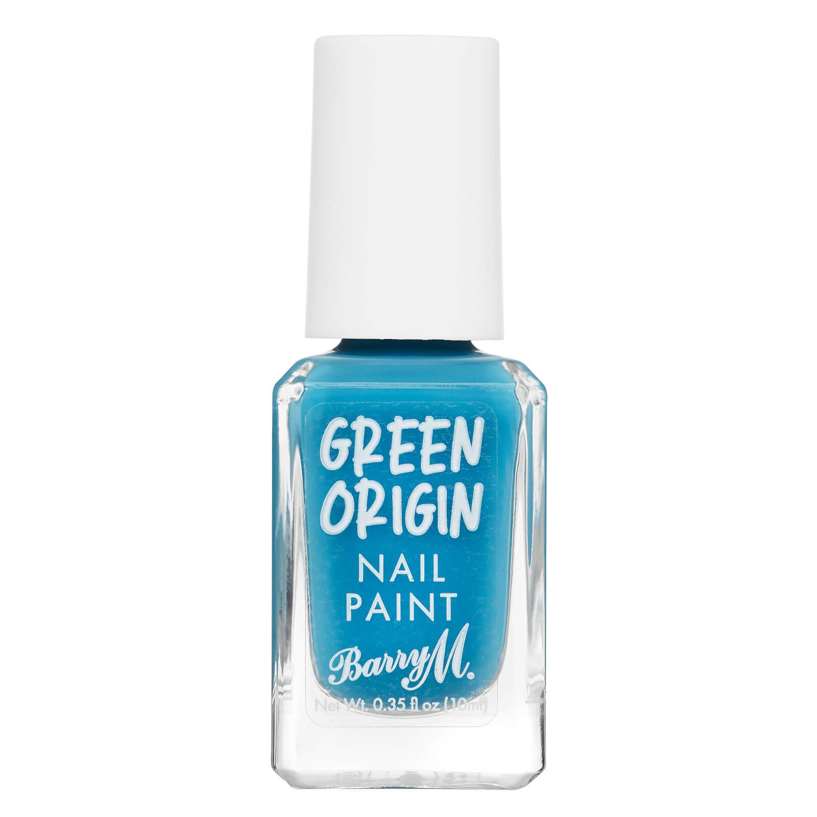 Barry M Cosmetics Green Origin Nail Paint - Salt Lake