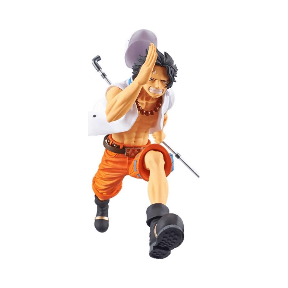 Image of Banpresto One Piece Magazine Vol.1 Portgas Statue
