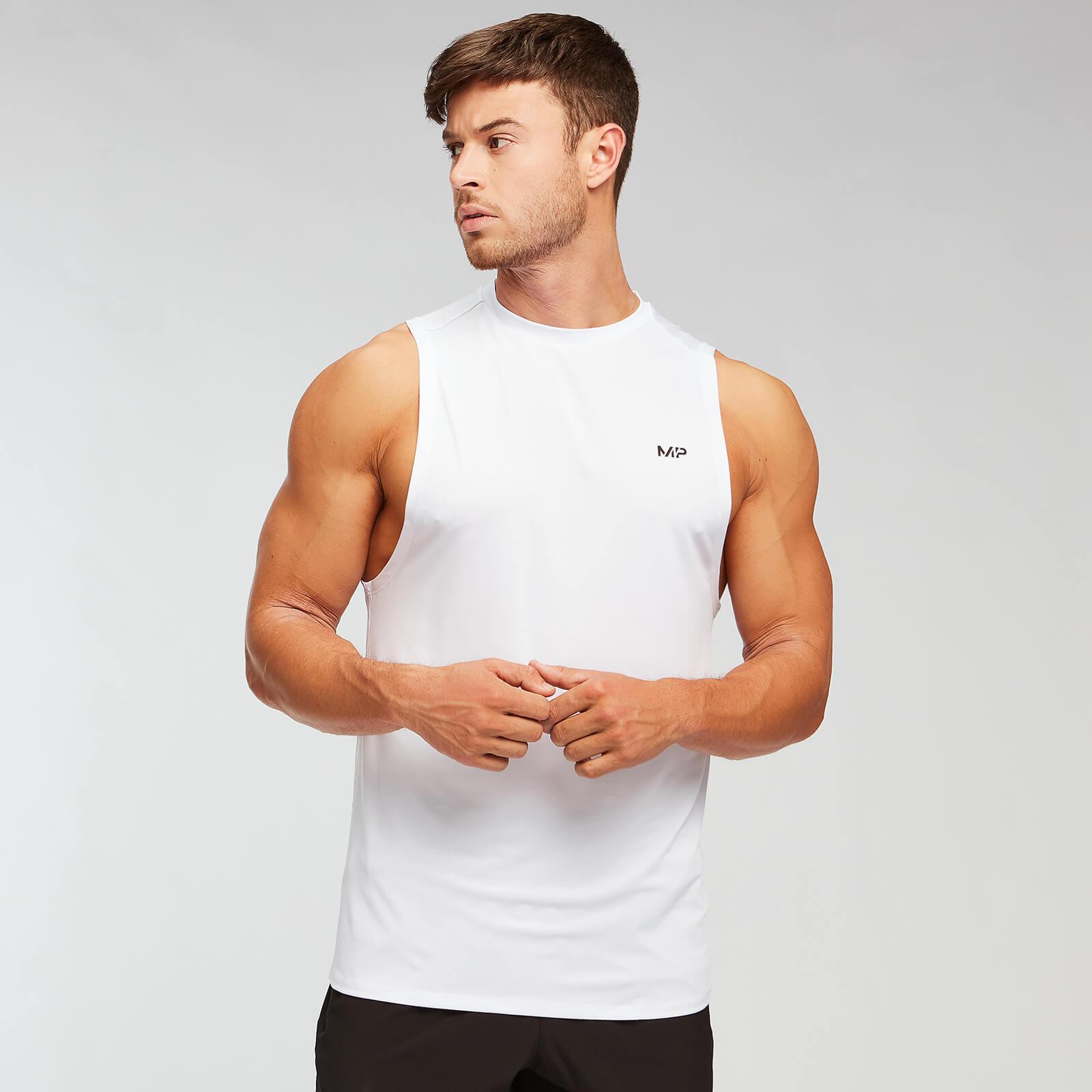 Débardeur d'entraînement MP Essentials pour hommes – Blanc - XXL