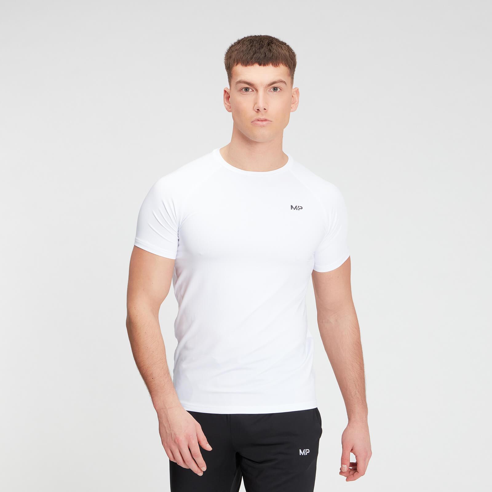 T-shirt d'entraînement MP Essentials pour hommes – Blanc - XXL
