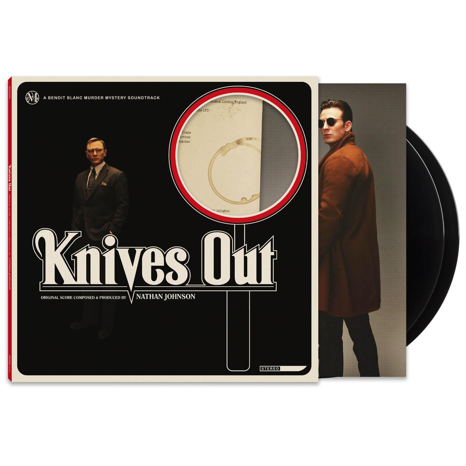 Mondo - Knives Out (Original Motion Picture Soundtrack) 2xLP