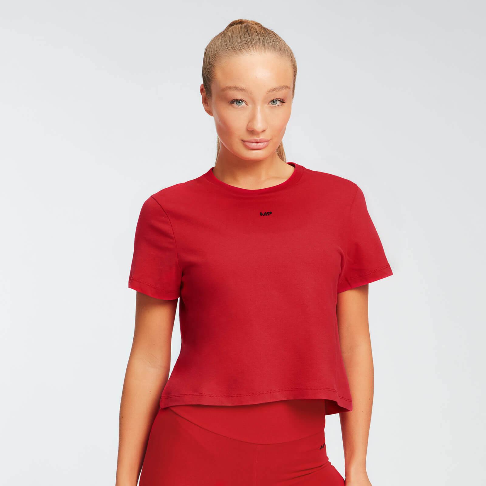 Купить Женская укороченная футболка MP Essentials - XXS, Myprotein International