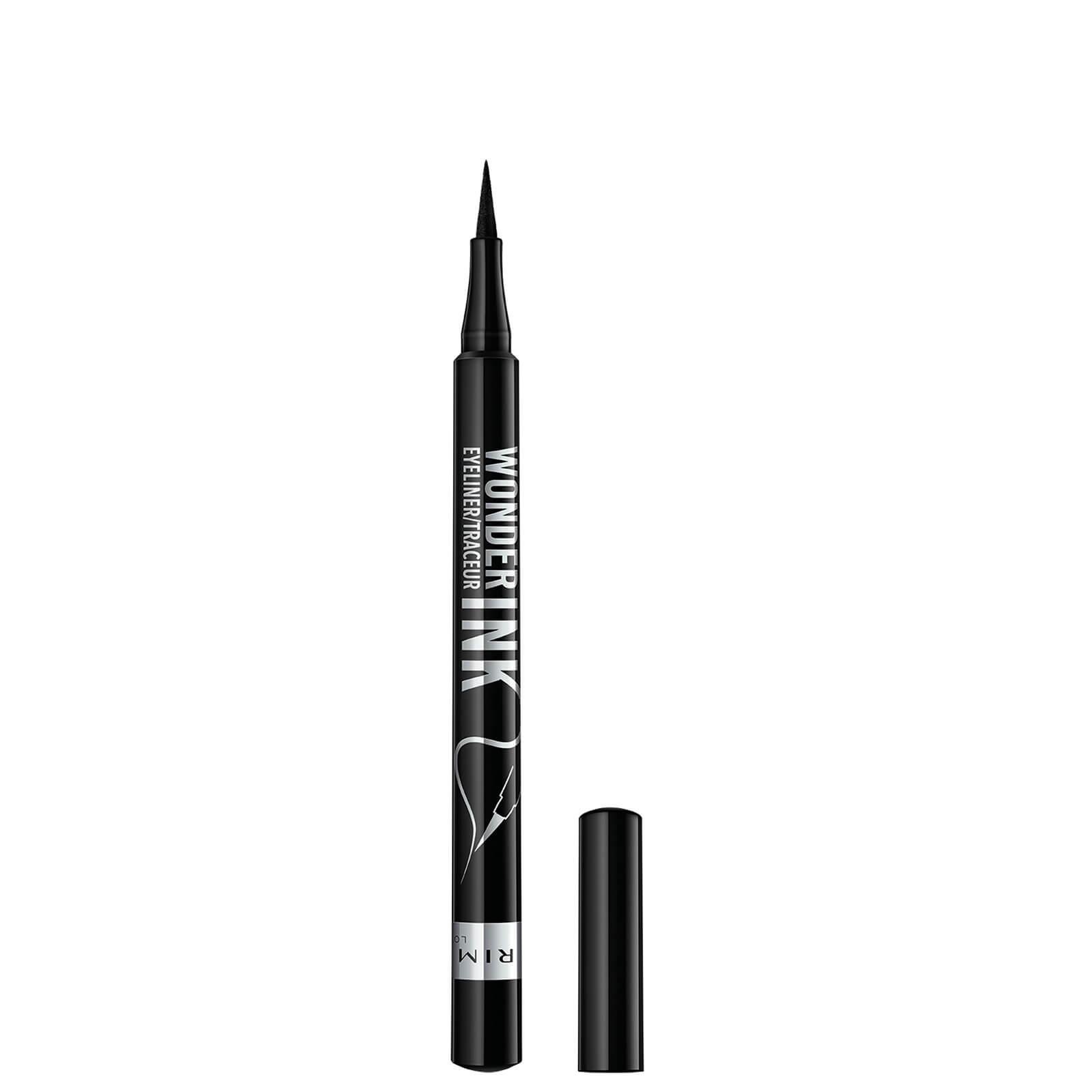 Rimmel Wonder'Ink Liquid Eye Liner - Black 1.2ml