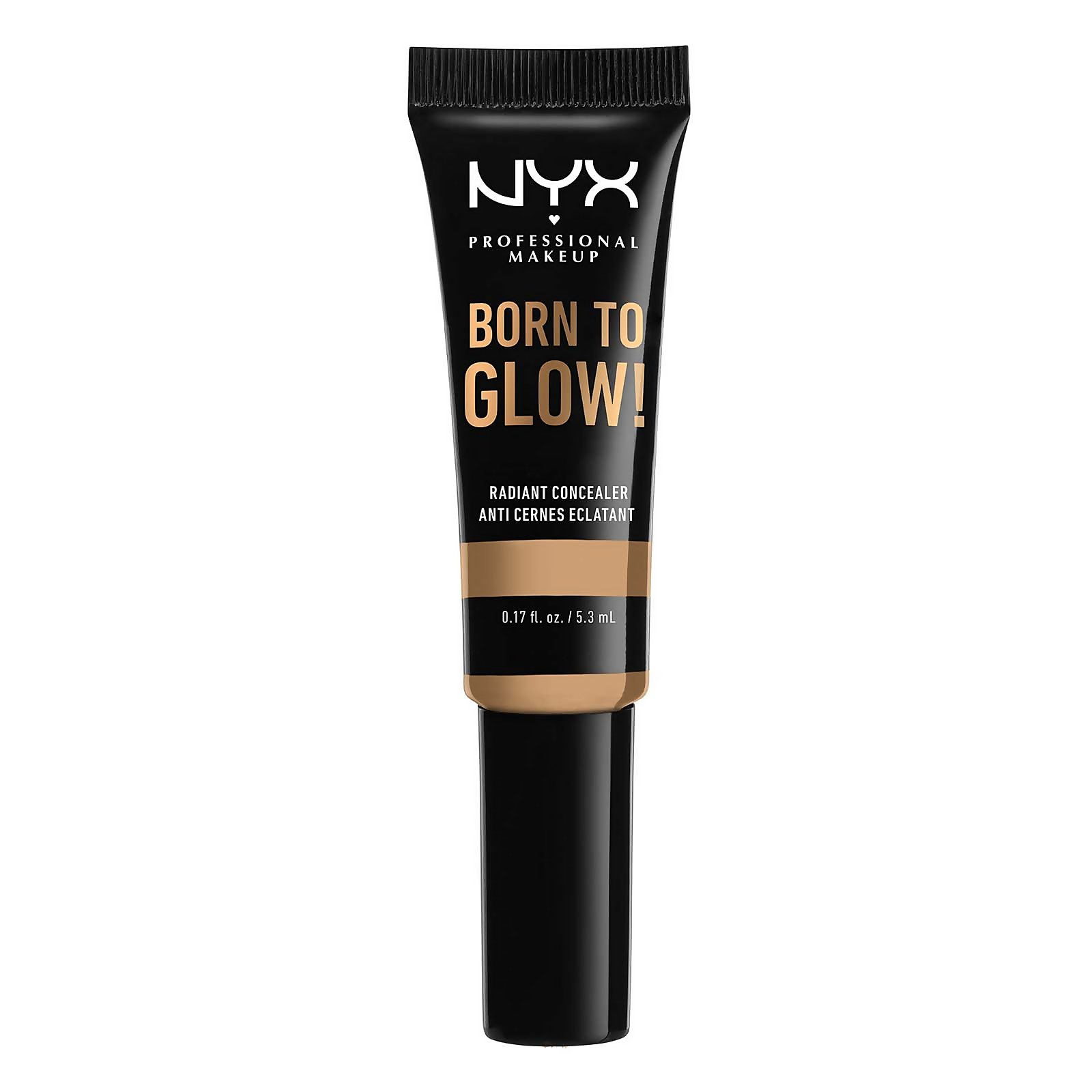 NYX Professional Makeup Born to Glow Radiant Concealer (Various Shades) - Beige