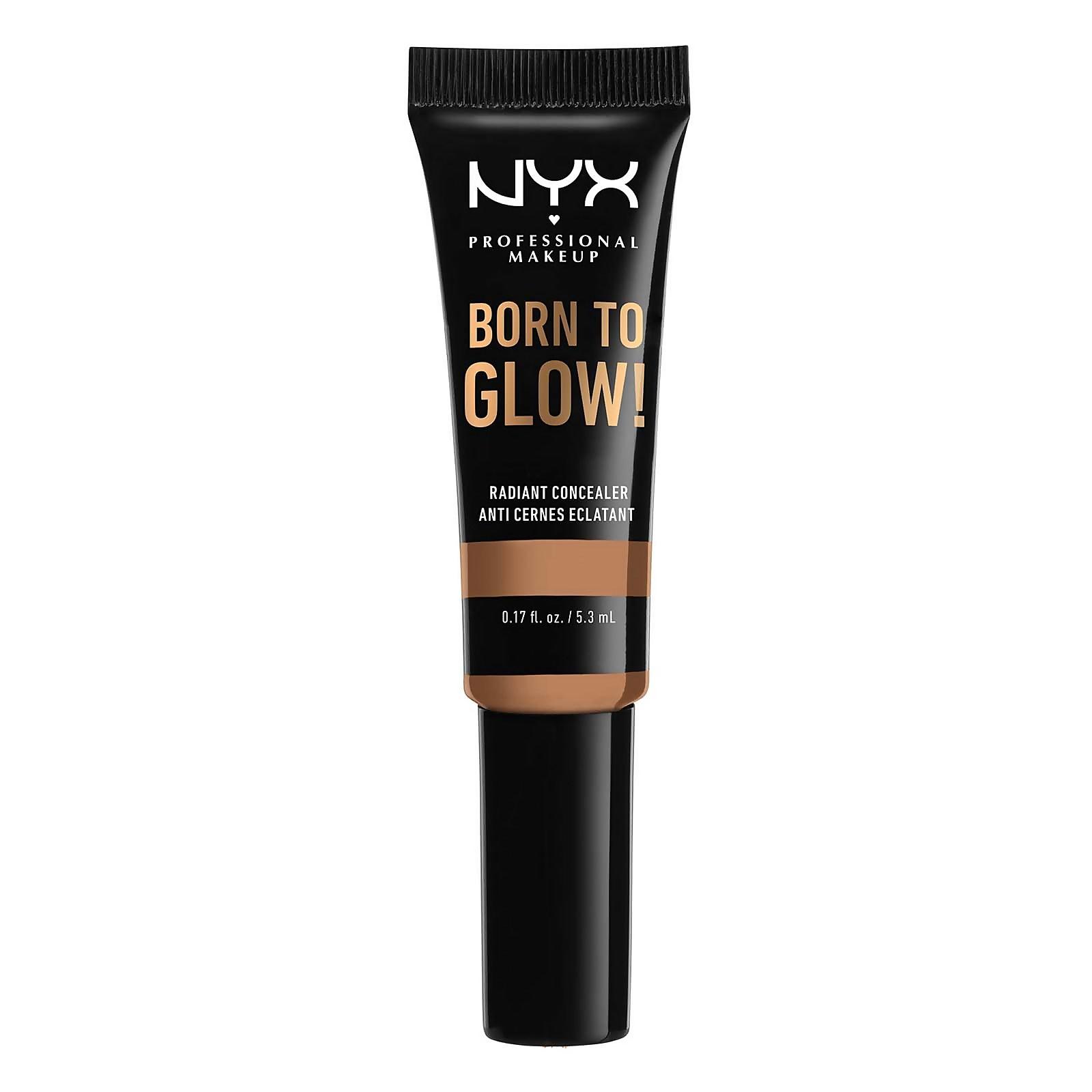 Купить NYX Professional Makeup Born to Glow Radiant Concealer (Various Shades) - Golden Honey
